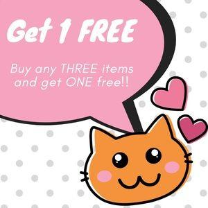 FREE $5 item